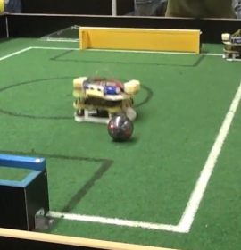 RoboCup 2013 – CHS ERIDANUS – Highlights